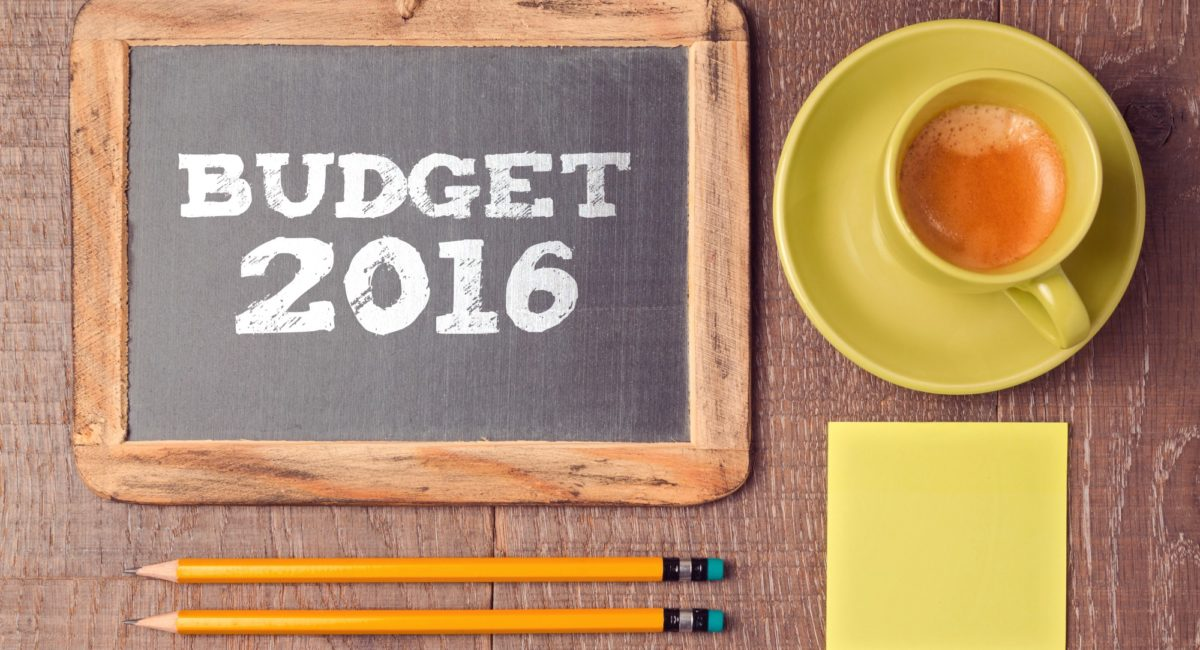 Setting Up the Perfect Budget