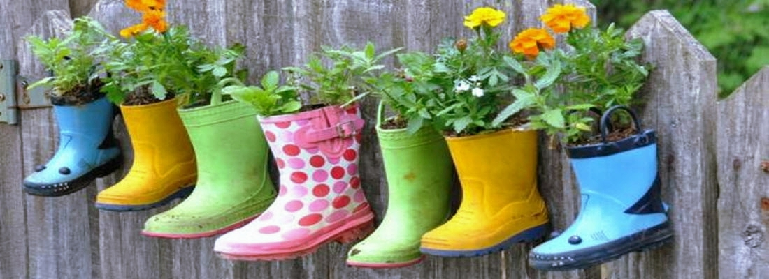 Home decor ideas colourful diy flower pots bardale village - Ideas for making flower pots ...