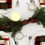 Affordable Homemade Christmas Table Decorations