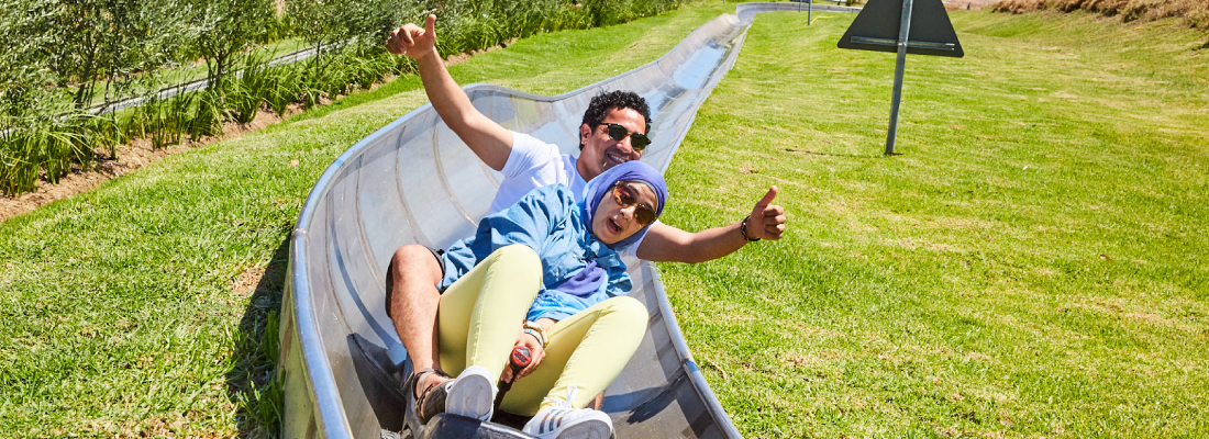 fun activities on a beautiful day at cool runnings Kuils River Landmark