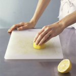 Green Cleaning with lemons