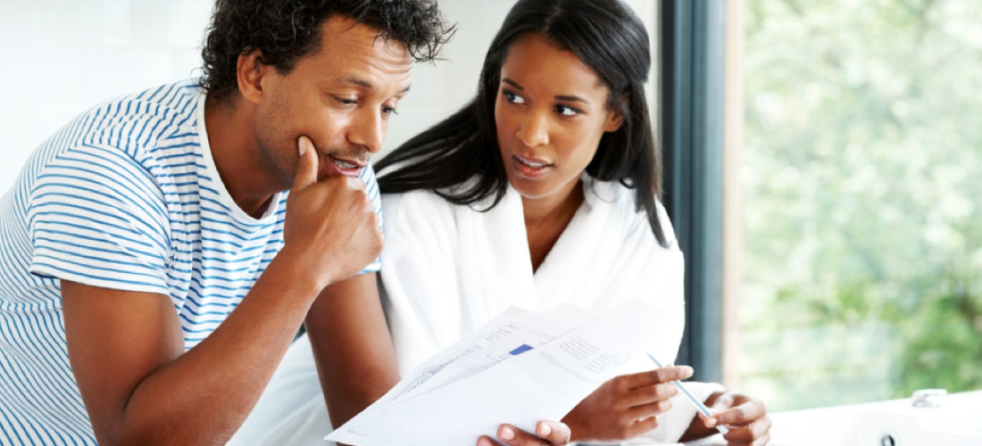 Hidden costs of a new house troubling couple