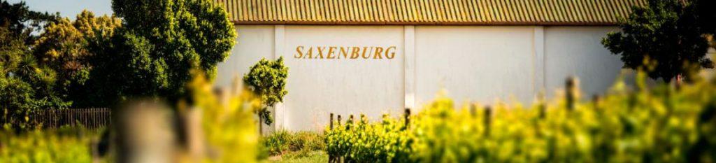 Saxenburg Wine Kuilsriver