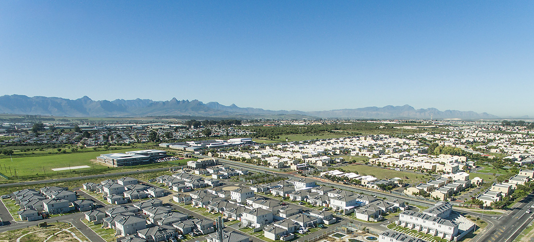Kuils River Suburb in Cape Town